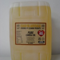 Clean Oil Australia Pure Canola Oil 20 Litres