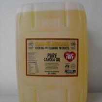Clean Oil Australia Pure Canola Oil 20 Litres