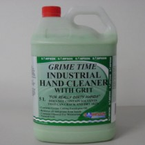 Grime Time Industrial Hand Cleaner with Grit 5 Litres
